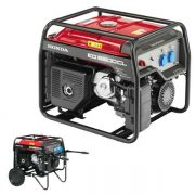 (5,0kW) Benzinins elektros generatorius HONDA EG5500CL D-AVR