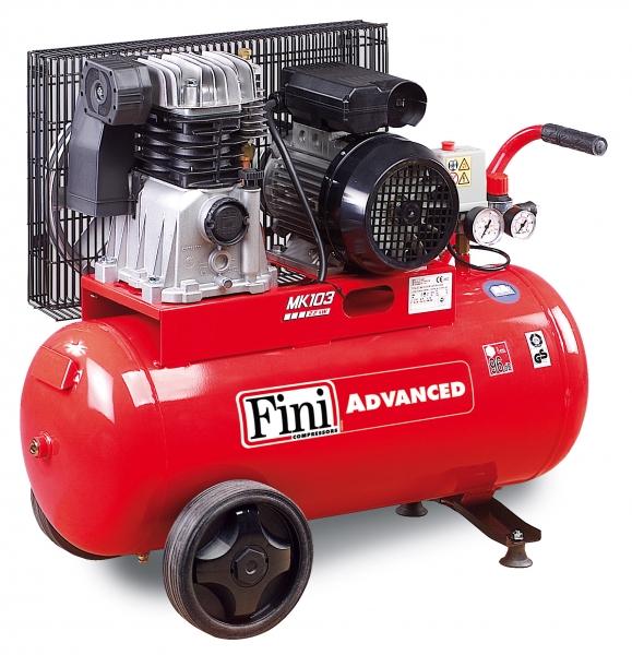 (2,2kW) Oro kompresorius Fini MK103-50-3M