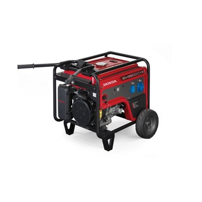 (5,5kW) Benzinins elektros generatorius HONDA EM5500CXS AVR
