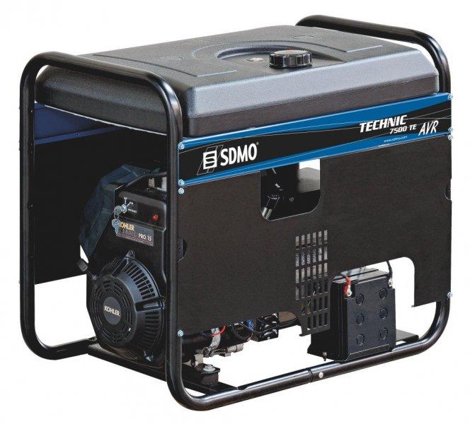 (11,5kW) generatorius SDMO 15000 Te